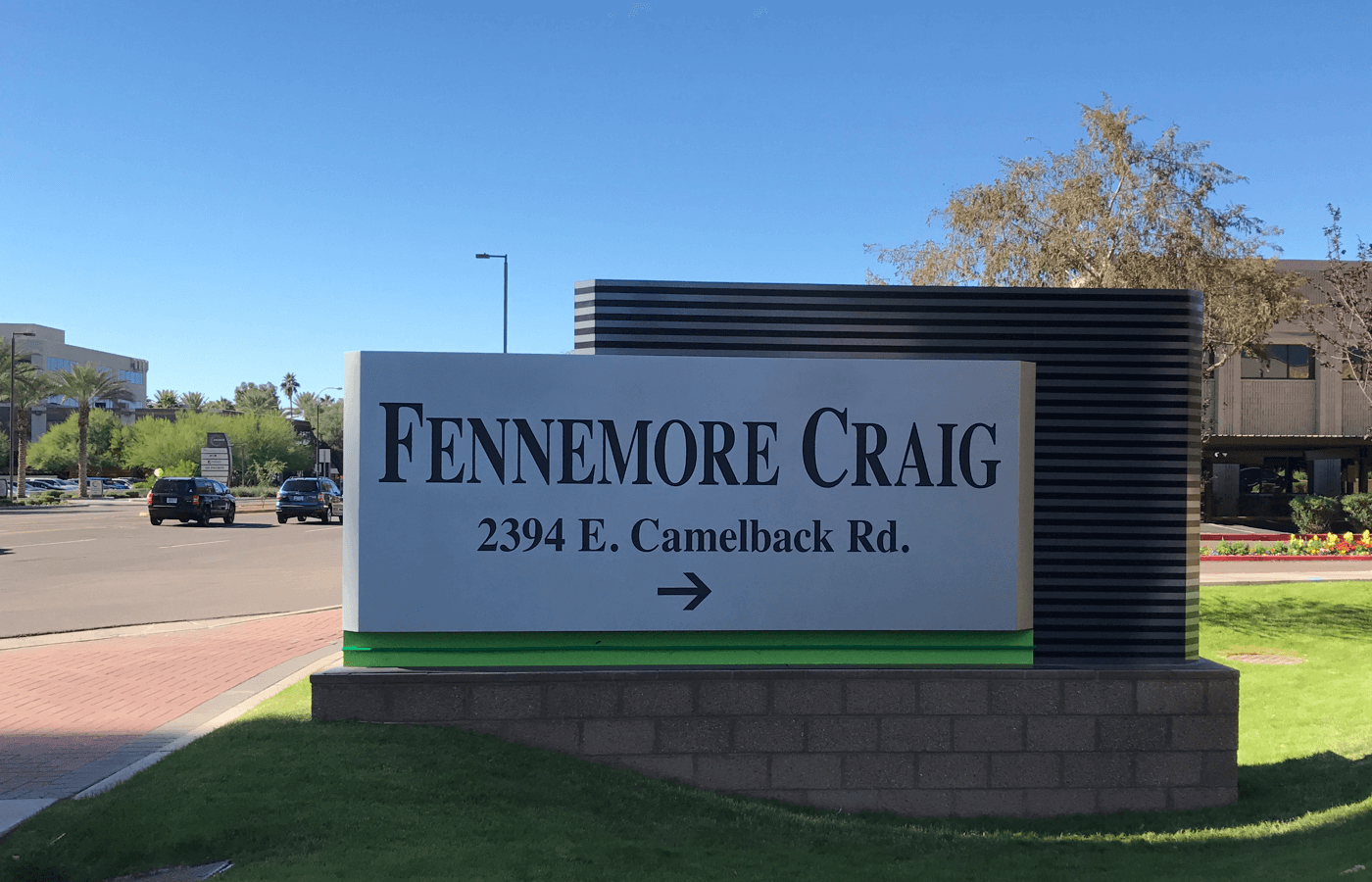 Monument Signs – Associated Sign Company